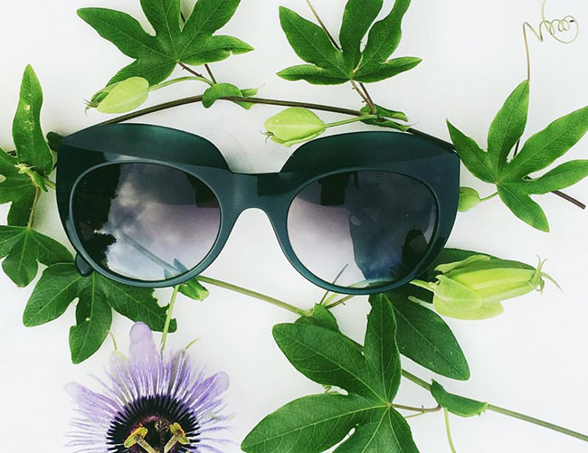 Anne et Valentin sunglasses just love the beautiful outdoors.