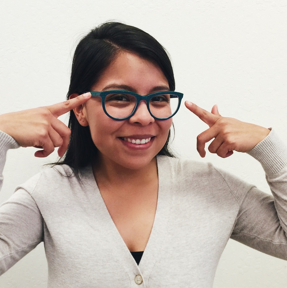 Glasses that get compliments from total strangers. ? l.a.eyeworks