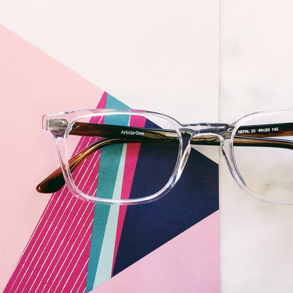 Frame by Article One Eyewear
