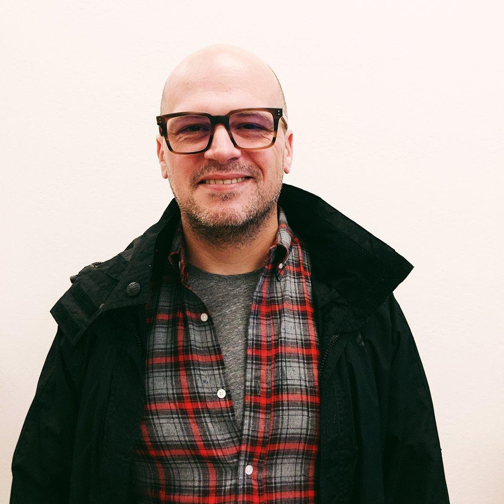 Just so damn handsome in those rad glasses. #borninbrooklyn